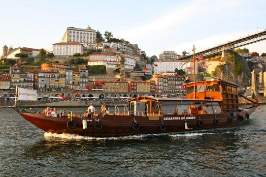 Cruise river douro porto