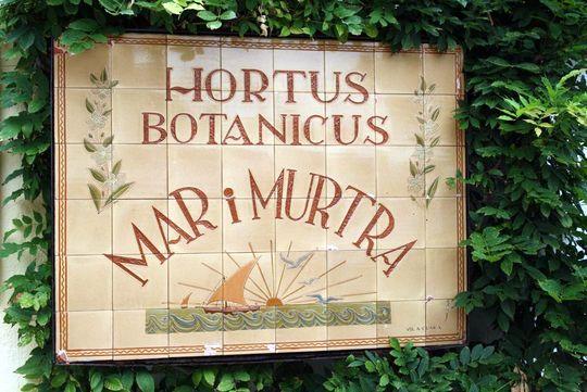 Marimurtra Gardens