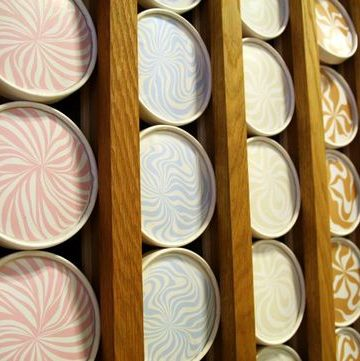 Rocambolesc ice cream cups