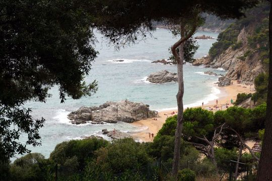 Santa Clotilde View