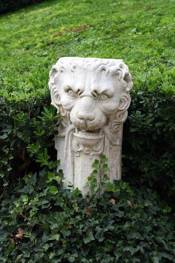 Santa Clotilde Garden
