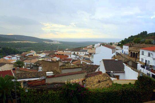 View of Canena, Jaén