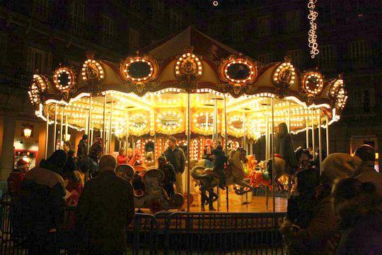 Carousel Plaza Mayor