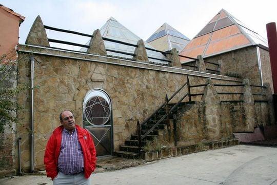 Cortijo Angulo Jaen tour