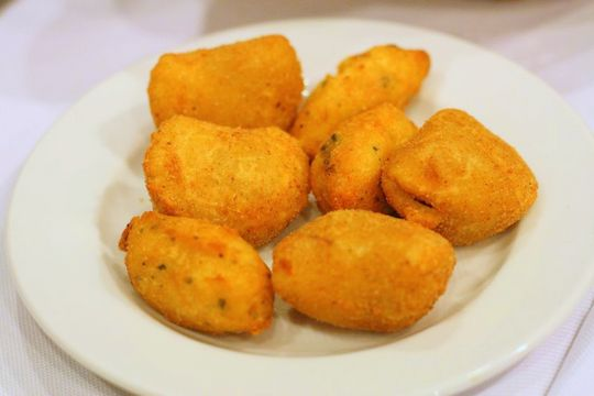 croquettes in Portugal