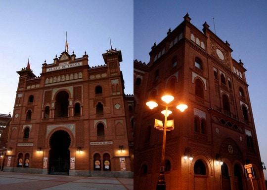 Plaza de Toros Las Ventas Madrid