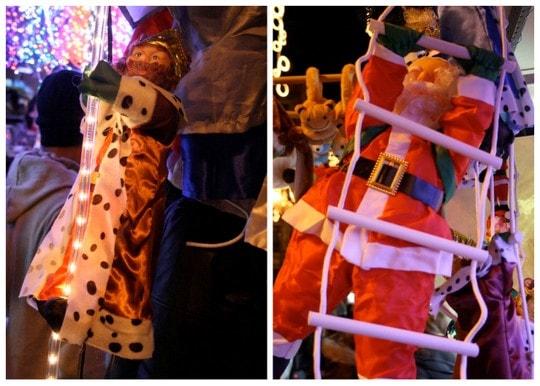 Santa vs Reyes Magos