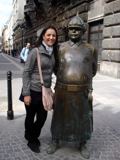 Budapest Statues