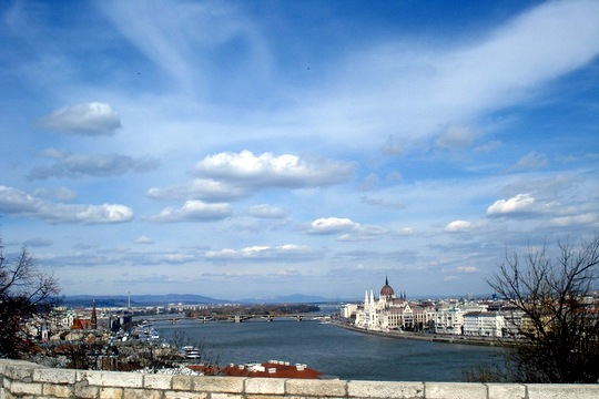 Budapest beautiful view