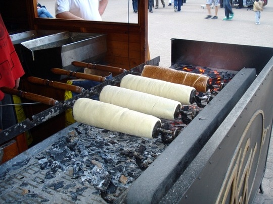 Budapest cinnamon roll