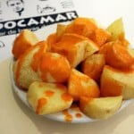 The best patatas bravas in Madrid Docamar