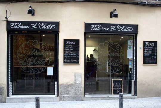 La Taberna del Chato Madrid