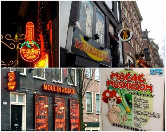 Amsterdam entertainment