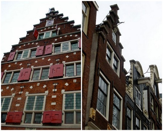 Amsterdam Narrow Houses