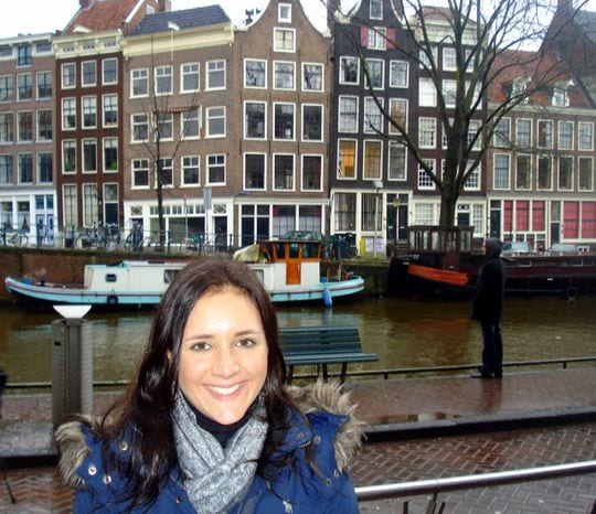 lauren in amsterdam