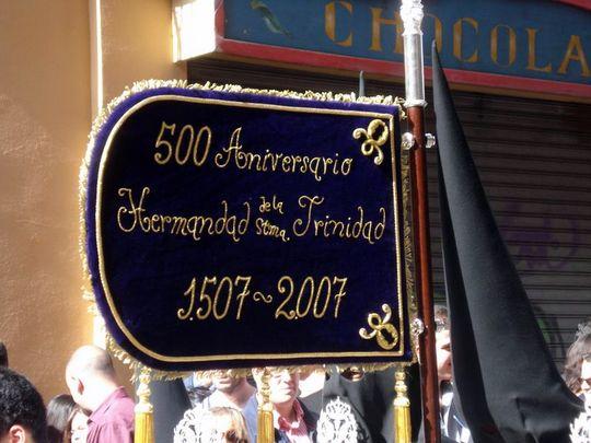 Semana Santa in Seville hermandad