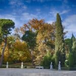 Capricho park things to do in Madrid