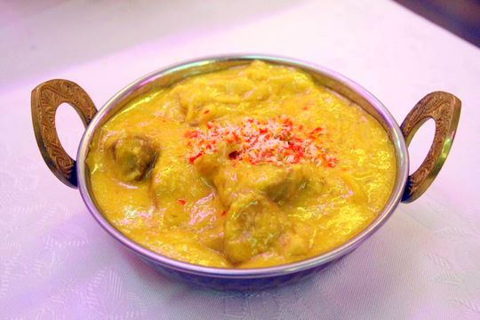 Curry's Indian Restaurant: Cheap Indian Food in Madrid