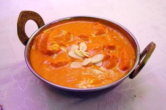 Vindaloo at Currys Indian Restaurant Madrid