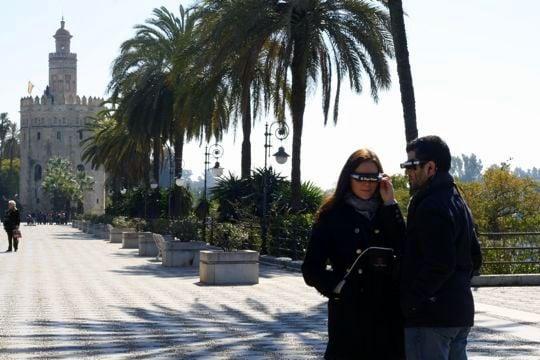 Past View Seville