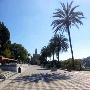 Sevilla rio