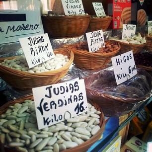 beans in Spain