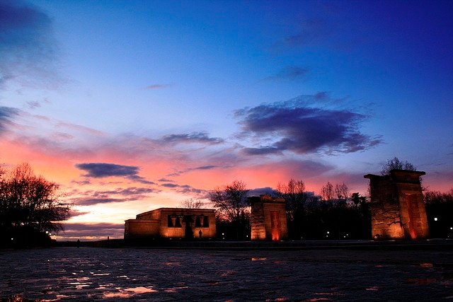 Templo de debod things to do in Madrid