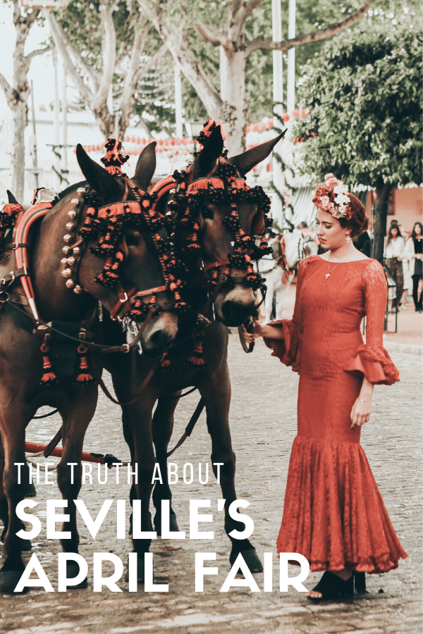Heading to the famous April Fair is one of the most popular things to do in Sevilla, Spain. Come springtime, the fairgrounds become one of the most beautiful places in town, and a photography lover's dream come true! But there are a few things you should know before you head to the Feria de Abril, which I've covered in this travel guide. Learn why I'm not the biggest fan of Seville's fair, despite having lived there for several years, and what else to do in springtime in southern Spain instead!