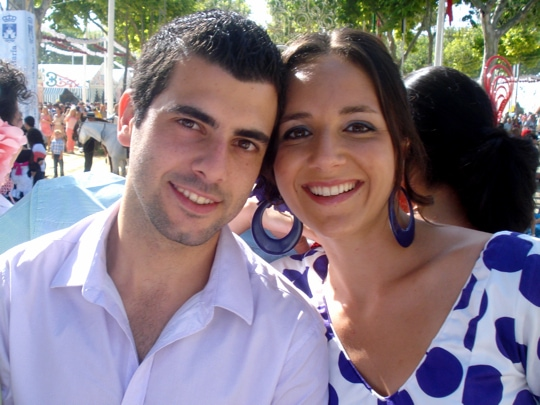 Feria in Seville