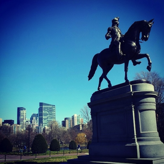 Visiting Boston on a Boston Food Tour