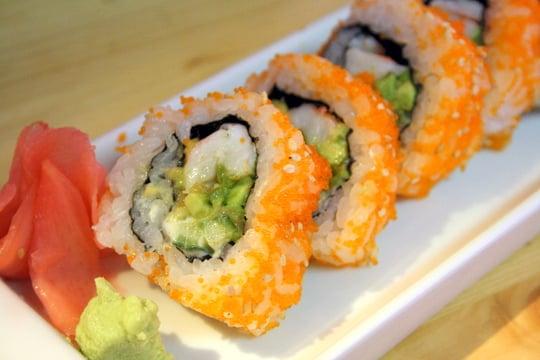 YokaLoka Best sushi in Madrid