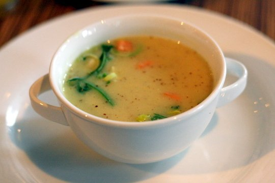Amsterdam food blog soups