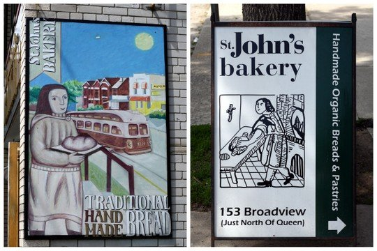 St. John's Bakery Toronto on Toronto Food Tour