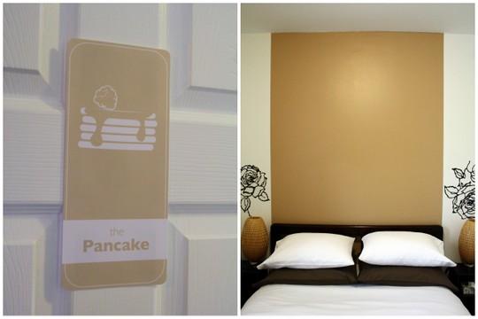 Jares Place Pancake room