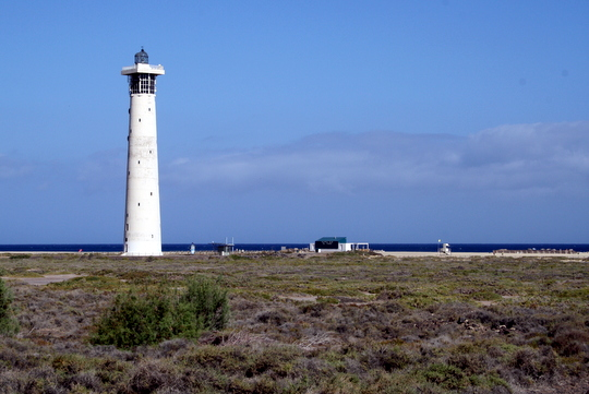Fuerteventura lighthouse