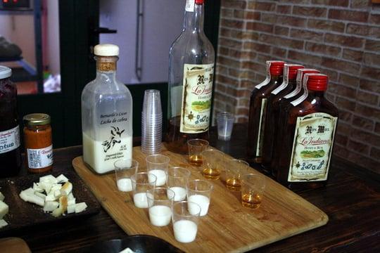 Ron miel honey rum fuerteventura