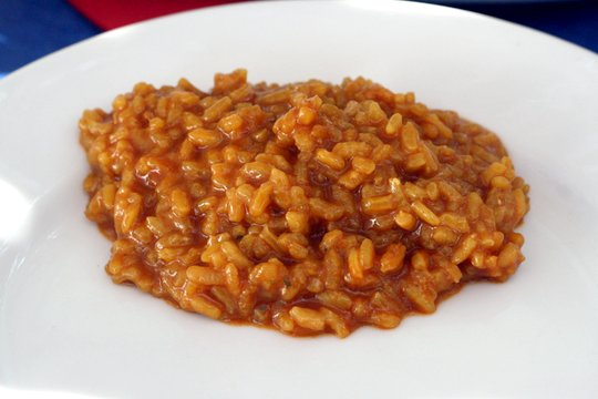 arroz al caldero
