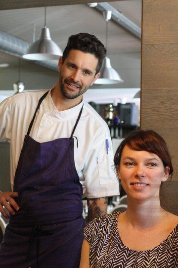 Fishka owner and chef