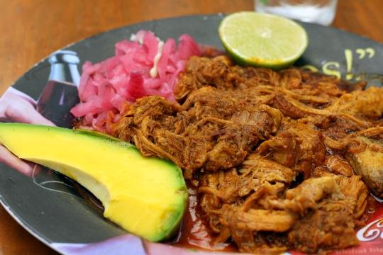 Valladolid market mexico