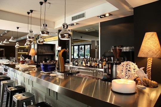 Fishka Bar, Russian restaurant in Madrid