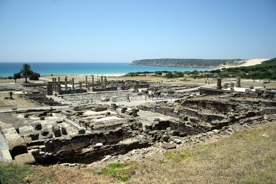 Bolonia Roman ruins
