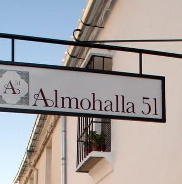 almohalla 51 hotel