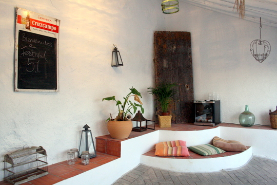 where to stay in Archidona