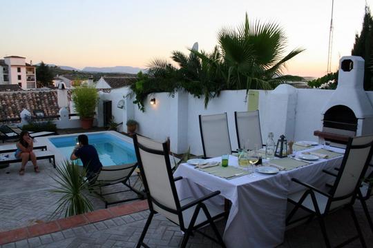 Almohalla 51 bed and breakfast Malaga
