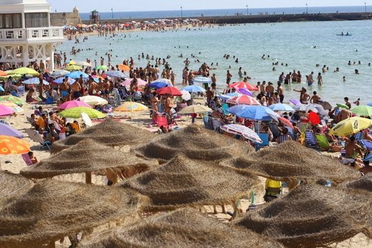 La Caleta Cadiz beaches