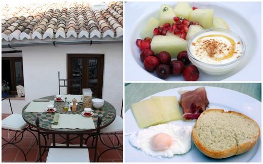 Breakfast at Almohalla 51
