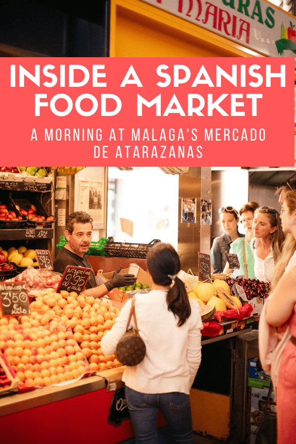 Malaga is Spain's biggest beach city and one of the sunniest places in Europe, which means that access to amazingly fresh food here is unbeatable. To get a look at the local gastronomic scene, there's nothing better than visiting the Malaga central market, where you'll find fresh fish, produce, and even some great tapas bars! Here's a peek inside one of the most beautiful traditional food markets in Spain.