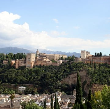 Visit Granada Spain