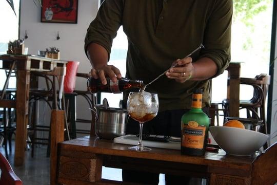 Cocktails Bahia Taberna