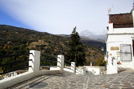 Las Alpujarras Spain